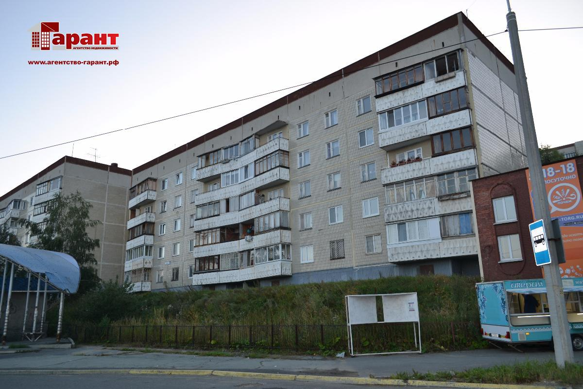 Продам 3х-комнатную квартиру, г. Новоуральск, ул. Чурина 14