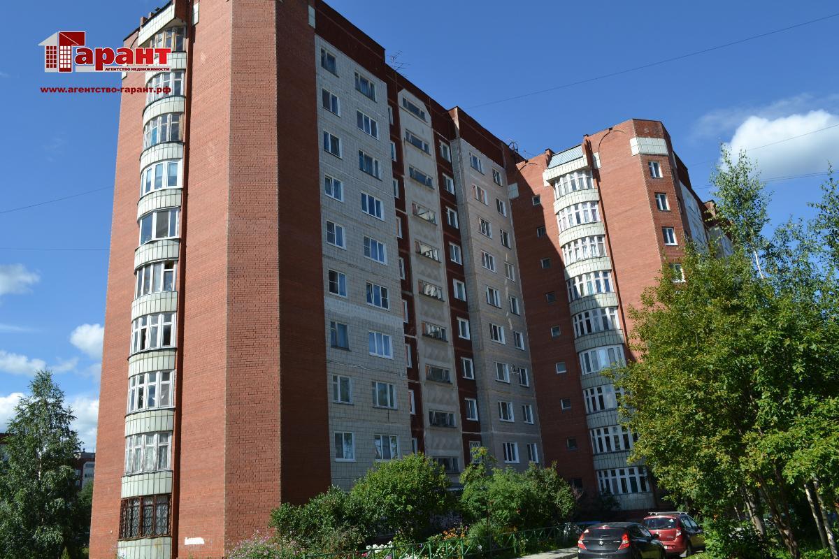 Продам 4х-комнатную квартиру, г. Новоуральск, ул. Жигаловского 6