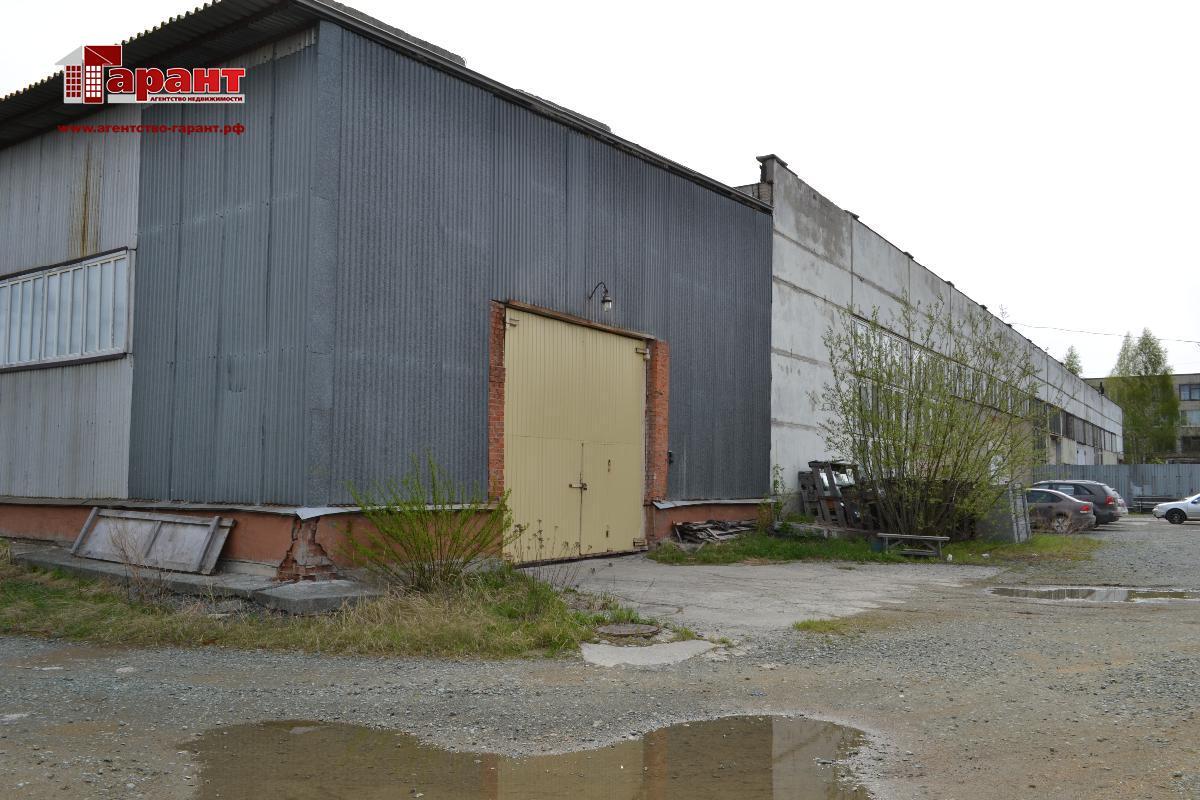 Продам производственное помещение, г. Новоуральск, ул. проезд Стройиндустрии 4 стр. 2